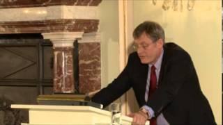 Quandts Spielräume - Vortrag Prof. Dr. Plumpe