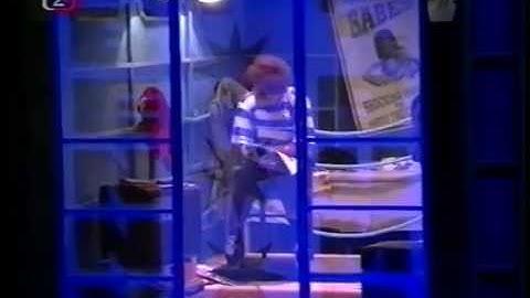 The Residents - Freak Show Live - Prague 1995
