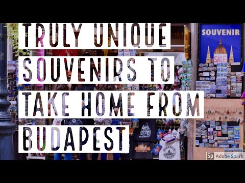 TRULY UNIQUE SOUVENIRS TO TAKE HOME FROM BUDAPEST --  - True Guide Budapest