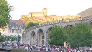 Lourdes United 2021 – Procession Mariale Aux Flambeaux