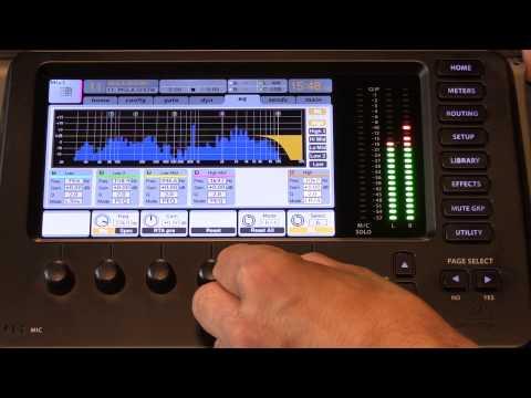 X32 Quick Tip: Setup up a 2-Way Stereo Crossover Using Matrix Mixes