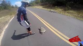 Motorradfahrer können nicht Freundlich sein ? #4