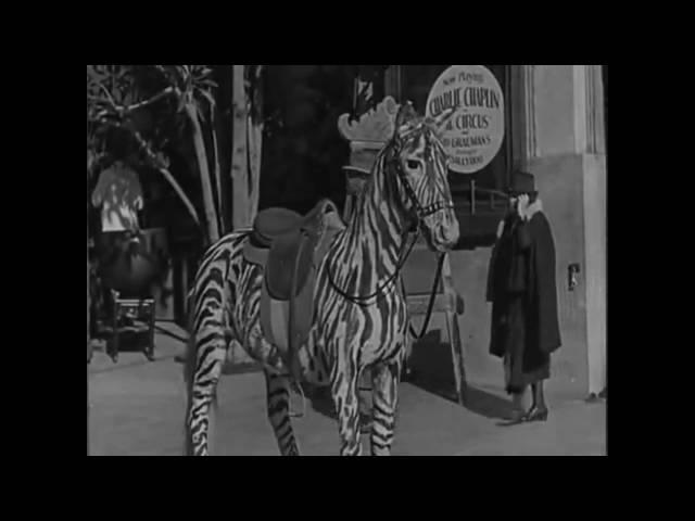 Podróżnik w czasie (Time Travel) - Charlie Chaplin