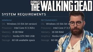 Video Overkill's The Walking Dead System Specs: Hoo Boy download MP3, 3GP, MP4, WEBM, AVI, FLV Juli 2018