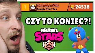 KONIEC?! BRAWL STARS POLSKA