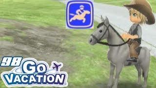 🗝 REITEN 🐎 (Silberschlüssel) - Wii Go Vacation (Let