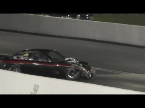 Complete Round 3, 4, Finals of Bristol's Street Outlaws No 100,000 Race