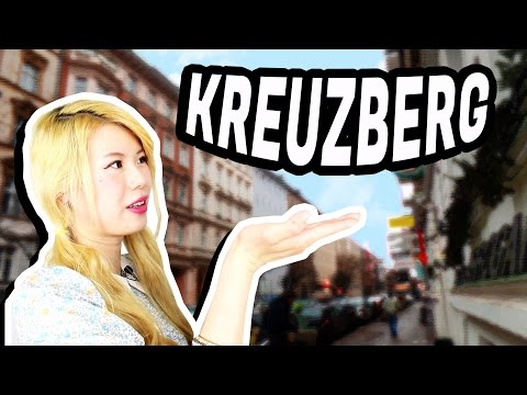 THINGS TO DO IN KREUZBERG | Things to Eat in Berlin