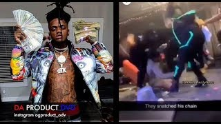 Jaydayoungan & Security Guard Beaten & Robbed By NC Goons Chain & Rolex..DA PRODUCT DVD