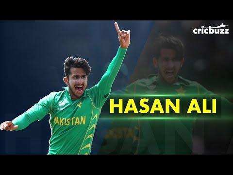Hasan Ali - No. 1 ODI bowler
