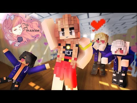 Love Craze | My Passion [Special] | Minecraft Musical Roleplay
