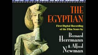 The Egyptian - The Red Sea and Childhood (B. Herrmann)