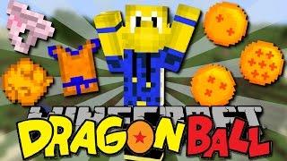 DRAGONBALL MOD (Son-Goku's Wolke, Dragonballs suchen) [Deutsch]
