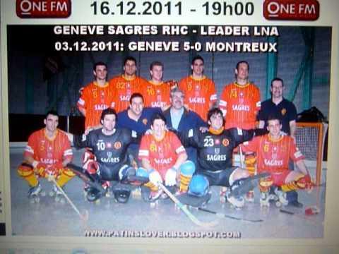 RADIO - ONE FM - 16.12.2011 (Blog PATINSLOVER) - GENEVE-PORTO