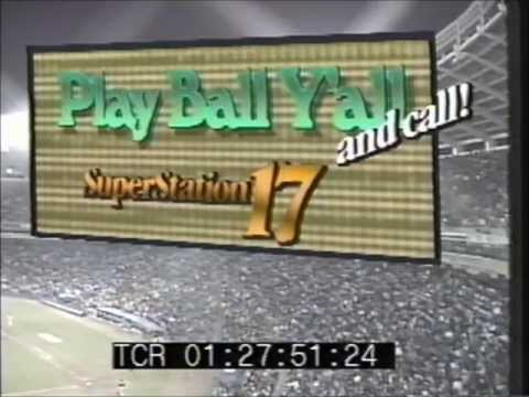 "TBS - 1987-88 Atlanta Braves ""Play Ball and Call, Y"