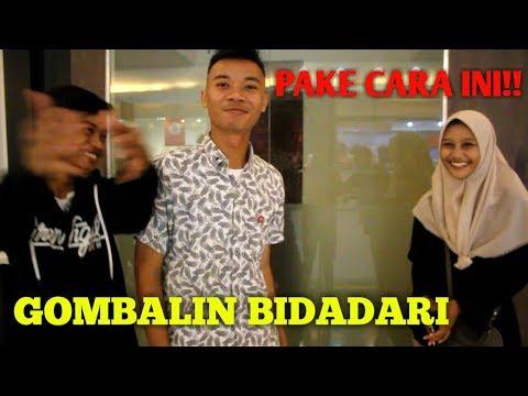 BIKIN BAPER! GOMBALIN BIDADARI | PAKE CARA INI DIJAMIN BAKAL BAPER CEWEK LO