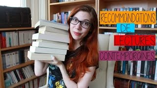 Recommandations de lectures | Contemporaines