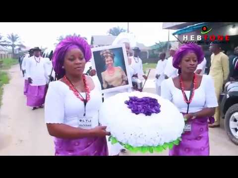 The Burial Of Mrs Mercy Oroh. Zenith Bank PLC Ghana MD's Mum
