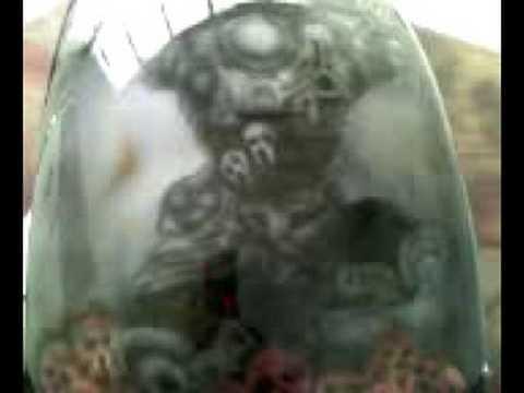 Alien VS Predator Chopper