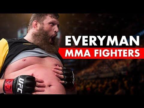 10 Everyman UFC/MMA Fighters