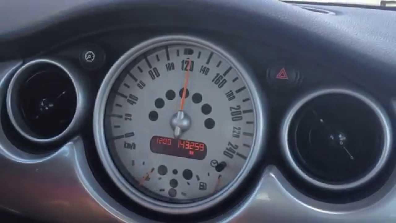 acceleration 0 160 km h 2006 mini cooper s manual transmission 125 kw 170 ps youtube [ 1280 x 720 Pixel ]