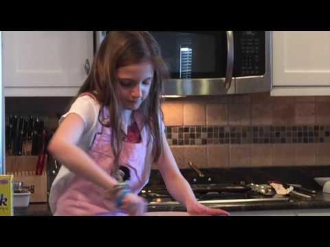 Abigail Boylan Pancake Cooking 2017