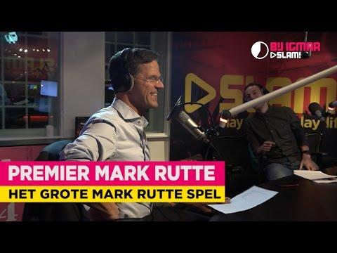 Mark Rutte: 'Alleen als je VVD stemt win je' | Bij Igmar