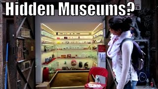 SMALLEST MUSEUM IN NEW YORK CITY ? 😱