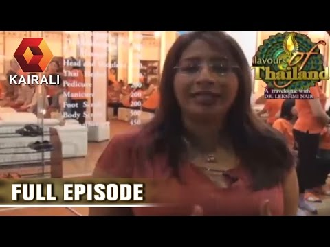 Flavours Of Thailand:Night Life In Walking Street, Pattaya | 21st June 2016 | Episode 6
