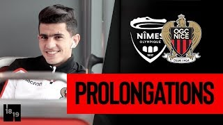 Nîmes 0-1 Nice : prolongations