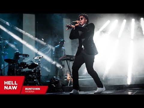 Runtown, Hell Naw (Cover) - Coke Studio Africa