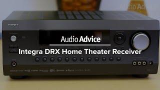 Integra DRX Home Theater Receiver Comparison