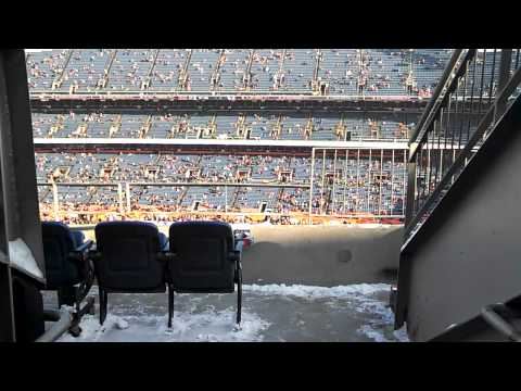 Mile High Stadium section 505
