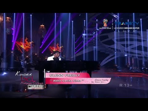 So Sweet, Glenn Fredly  - Akhir Cerita Cinta |  Live Konser BCL Hidupnya Cintanya