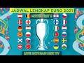 JADWAL LENGKAP SIARAN LANGSUNG EURO 2021 MATCH DAY 3 LIVE RCTI & MNC TV    PORTUGAL VS PRANCIS MP3
