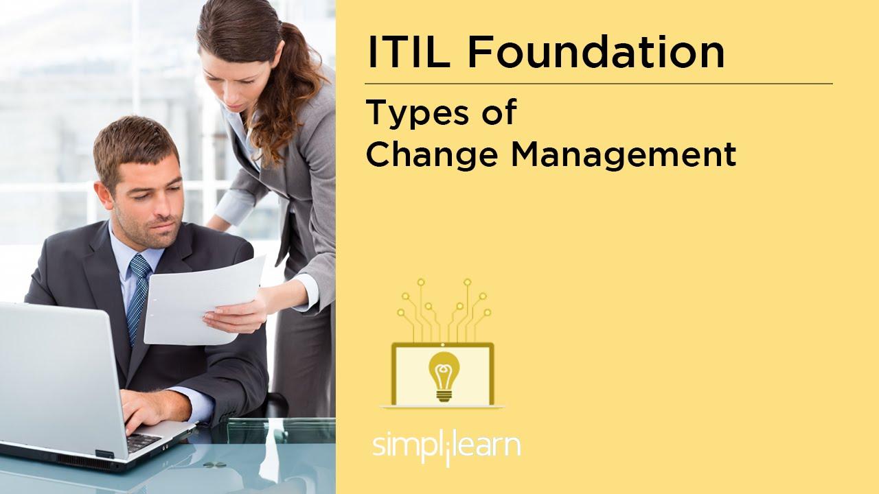 Change Management Service Transition Itil V3 Foundation Training