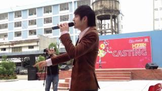 Vẫn Mãi Yêu Anh - Đông Nhi ft Ông Cao Thắng H2Teen [casting concert][fancam]