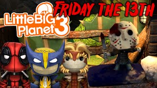 - FRIDAY THE 13TH Little Big Planet 3 Multiplayer 12