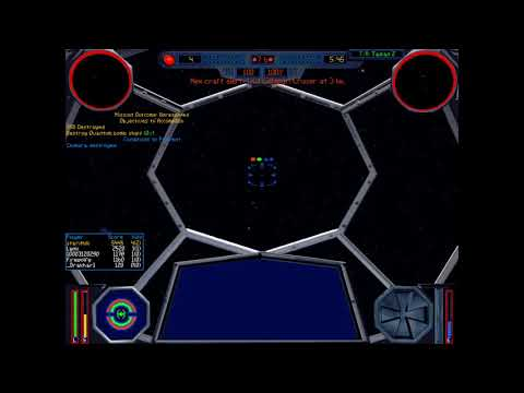 20200929 - Training for Star Wars: Squadrons by playing X-Wing vs. TIE FIghter! (Part 1)  