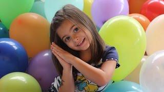 Giochiamo e impariamo i colori con i palloncini