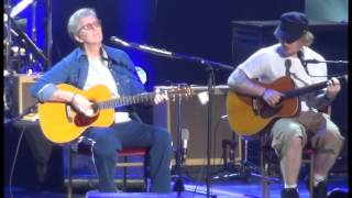 Eric Clapton with Ed Sheeran - I Will Be There