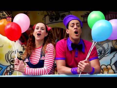 Pica-Pica - Bailando (Avance) DVD 2