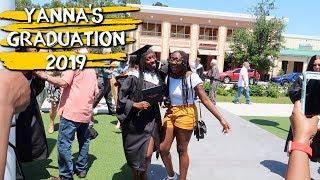 Yanna's Graduation + Party