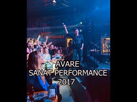 Norm Ender - Avare - Sanat Performance/İstanbul