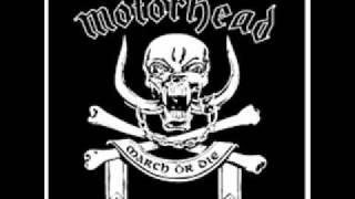 Motörhead - God was never on your side lyrics