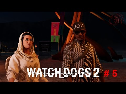 Watch Dogs 2 Gameplay 5 Mission Looking Glass