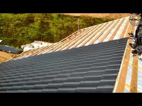 видео: Строим дом своими руками и своими силами (часть 9)