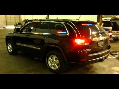 Undercover 2011 Jeep Grand Cherokee (EVI) - YouTube