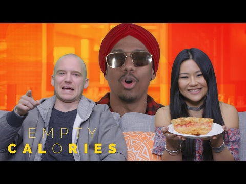 Nick Cannon Is the Waffle House King | Empty Calories
