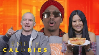 Nick Cannon Is the Waffle House King   Empty Calories